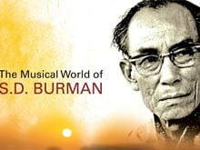 SD Burman Thought of Leaving Bollywood During Mashaal