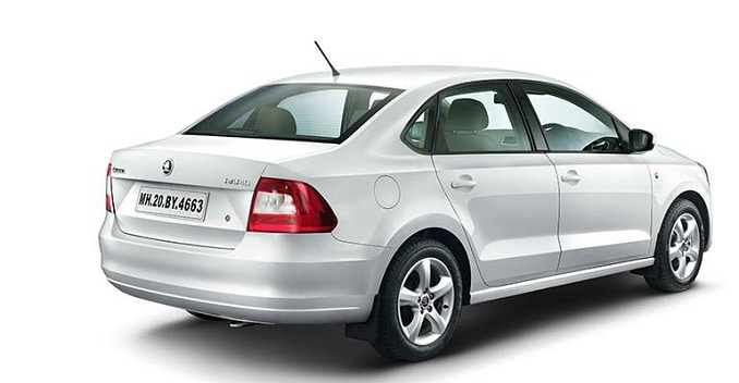 rapid anniversary edition launched at 6 99 lakh skoda launches rapid ...