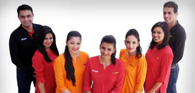 Image result for air hostess spicejet