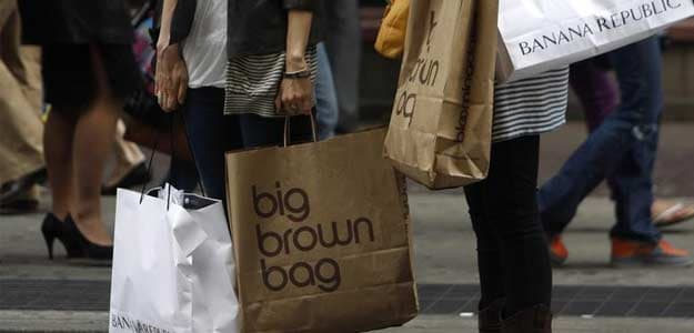 US Consumer Spending Rise Strongest In Over 6 Years