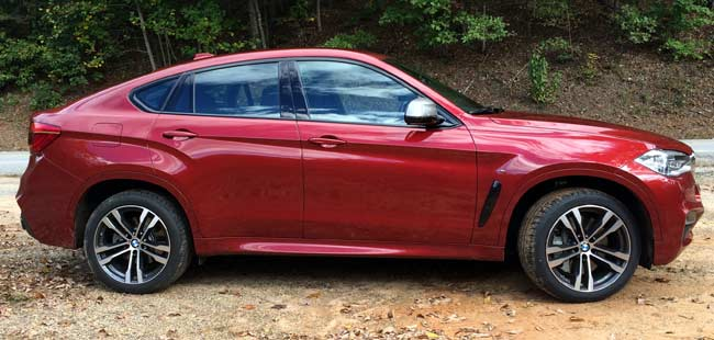 Carempire New 2nd Generation Bmw X6 Review