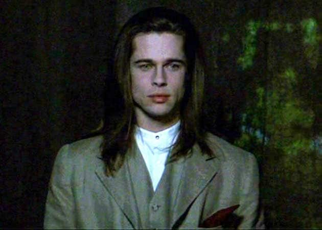 Brad Pitt: Interview With The Vampire One of my Worst Experiences ...