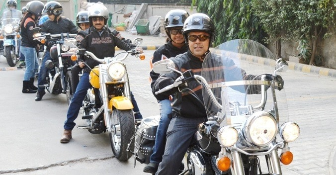 Ride For Their Daughters
