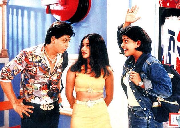 Shah Rukh Khan, Karan Johar's Nostalgic Ode to Kuch Kuch ...