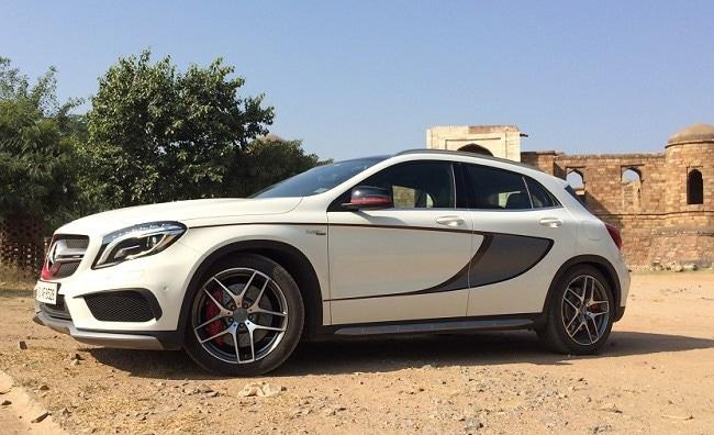 Mercedes Gla Amg 450