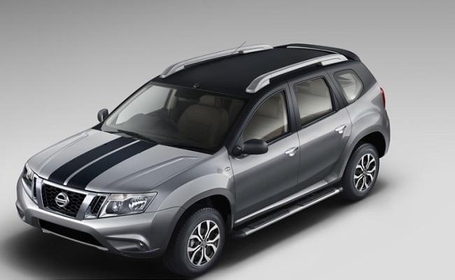 Nissan Terrano Anniversary Edition Launched - NDTV CarAndBike