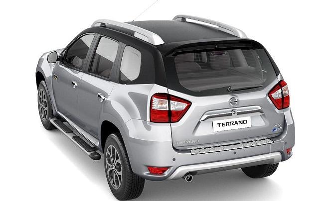 Nissan Terrano Anniversary Edition Launched Ndtv Carandbike