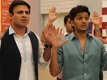 Riteish Deshmukh And Vivek Oberoi: Friends Turn Foes For Bank Chor