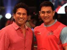 Aamir Khan's <i>Satyamev Jayate 3</i> Finds a Fan in Sachin Tendulkar