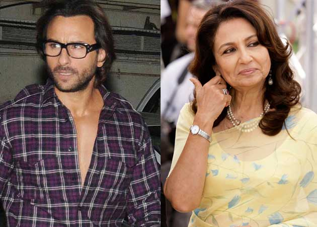 Pataudi Party Earns Sharmila Tagore, Saif Ali Khan Election Commission Ire