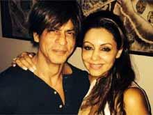 Shah Rukh Khan Credits Wife Gauri For His Happy Family