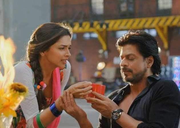 Shah Rukh Khan: Deepika Padukone Was Always a Star - NDTV ...