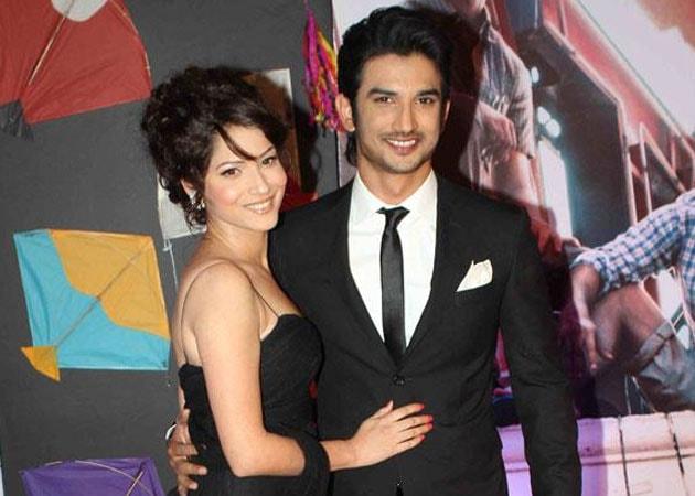 Ankita Lokhande with friendly, enigmatic, funny, Boyfriend Sushant Singh Rajput