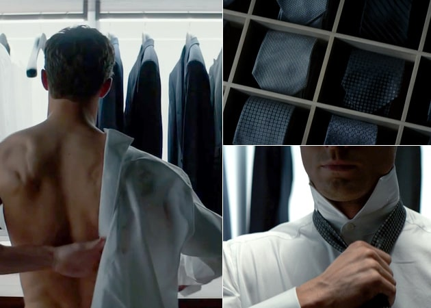 Fifty shades of grey teaser mr grey will see you now for Second 50 shades of grey