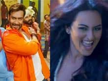 Ajay Devgn, Sonakshi Sinha Add Punjabi Tadka To <i>Action Jackson</i>