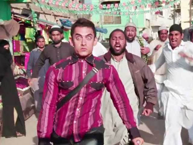 Revealed: Aamir Khan's Character is Nameless in PK