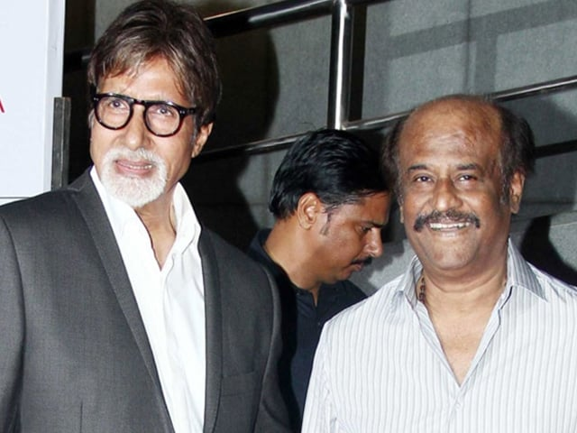 Amitabh Bachchan to Open IFFI 2014, Rajinikanth to Receive Centenary Award