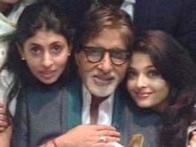 Amitabh Bachchan Says Daughters Are Supreme