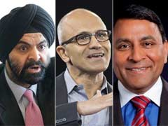 Three India-Born CEOs on Fortune's Business Person of the Year List