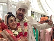 Inside Gaurav Kapur, Kirat Bhattal's Wedding: Pictures of Baraat, Baraatis and Jaimala