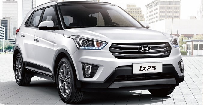Hyundai ix25 and i20 Cross Prices Will Surprise the Market