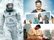 Today's Big Releases: Interstellar, The Shaukeens, Rang Rasiya
