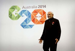 PM Narendra Modi Calls for close coordination on black money at G20 Summit