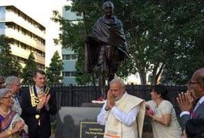 World should follow Gandhi's path: PM Modi at Brisbane