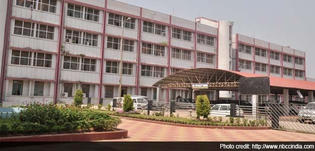 NBCC Gains on Order from IIT Mandi