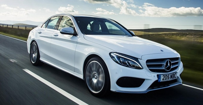 Made in India MercedesBenz CClass Diesel Launched at Rs. 37.9 Lakh