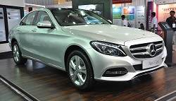 New Mercedes C-Class Unveiled at CeBIT, Bangalore; Launch on Nov 25