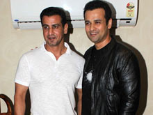 Rohit Roy Admires Brother Ronit's Talent