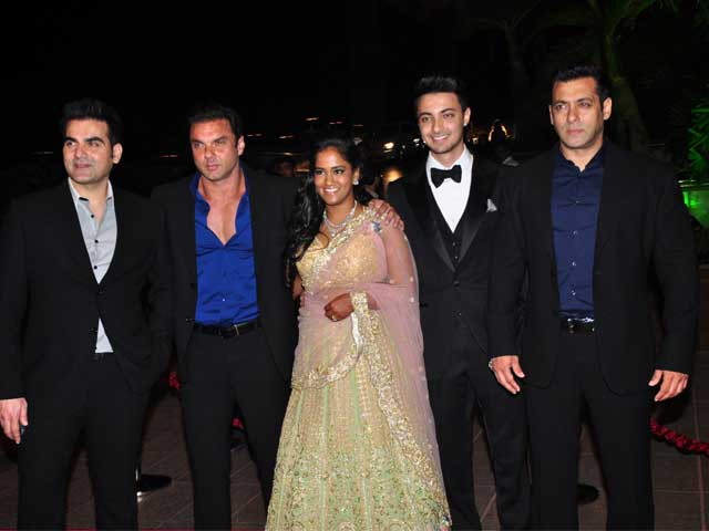 Salman Khan Wedding Gift For Sister : Salman Khan S Sister Wedding: Latest Salman Khan S Sister Wedding News ...