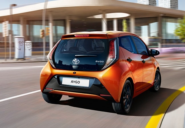 Toyota Aygo To Take On Maruti Alto K10 Hyundai Eon