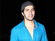 Varun Dhawan Has No Dates For Dad David Till 2016