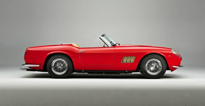 1961 ferrari 250 gt swb california spider. Cars Review. Best American Auto & Cars Review