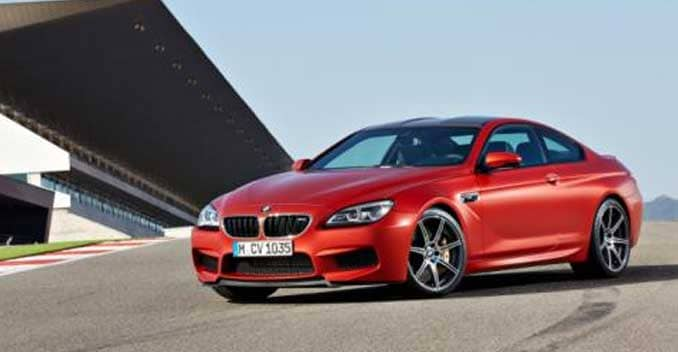 2015 BMW 6 Series Facelift Revealed