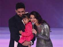 At Miss World Pageant, Aishwarya Rai Bachchan Honoured for Charity Work