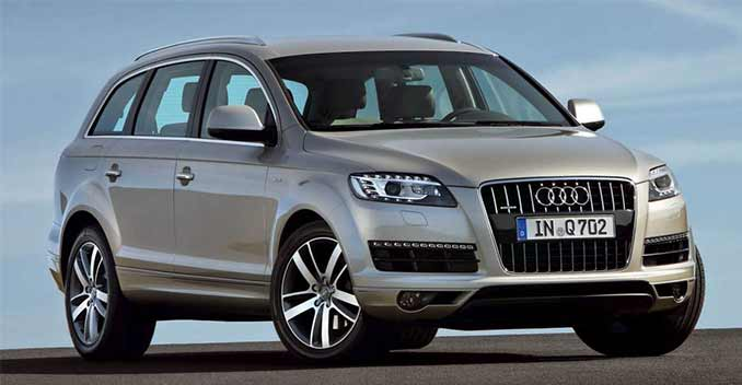 Audi India Posts Record Sales in 2014