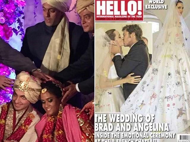 10 Big Fat Celebrity Weddings of 2014
