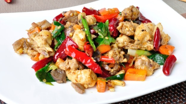 Рецепт курица по китайски