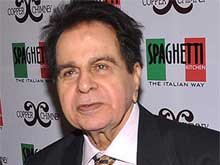 "Dilip Kumar is Doing Well, ""in a Jolly Mood"""