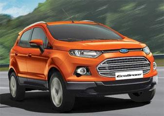 Bhaarat Mein 20 752 Ekosport Gaadiyon Ko Vaapas Bulaaegi Ford