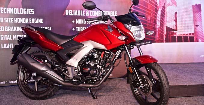 New 163cc Honda CB Unicorn 160 Launched at Rs 69,350 ...
