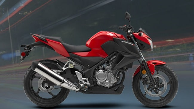 Bike Price In India 2015 Honda CB F