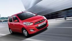 Hyundai i10 to Replace Santro in the Indian Taxi Market