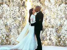 Kim and Kanye's Wedding Picture is 2014's Most 'Liked' Photo