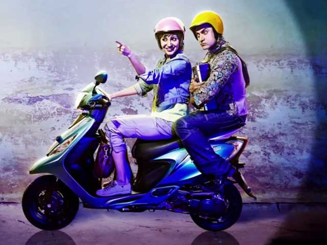 PK Bollywood's Biggest Non-Holiday Opener after Dhoom: 3