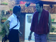 Bigg Boss 8: Dimpy's Encounter With Ex-Husband Rahul Mahajan