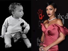 Rihanna Says Kim Kardashian's Daughter is 'the Bomb' (That's a Compliment)